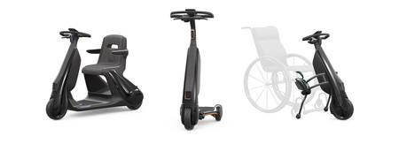 Los nuevos vehículos de movilidad personal.