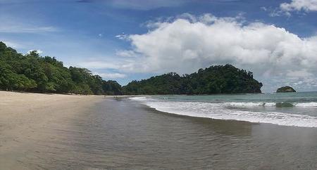 El Parque Nacional Manuel Antonio en Costa Rica