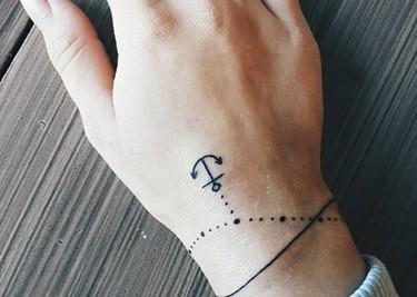 Tatuajes: 37 ideas delicadas y minimalistas para decorar tu piel