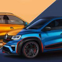 Renault KWID Racer y Climber, el hermano menor del Duster presume dos versiones especiales.