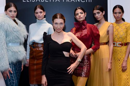 Elisabetta Franchi celebra su reciente apertura en Madrid con una gran fiesta y rodeada de celebrities