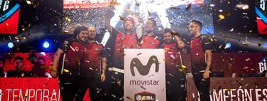 Vodafone Giants se corona campeón de ESL Masters CS:GO después de acabar con los favoritos en dos partidos espectaculares