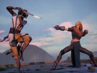 Anunciado Absolver, un RPG de acción online con espadas y artes marciales