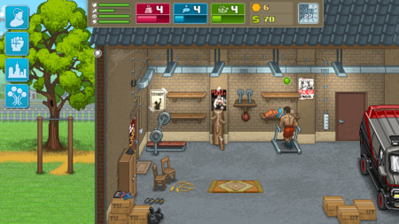 Análisis de Punch Club, el mejor homenaje posible a Rocky en formato videojuego