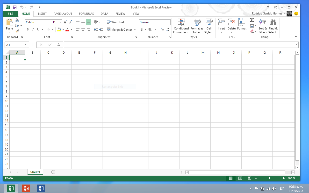 Office2013 Preview
