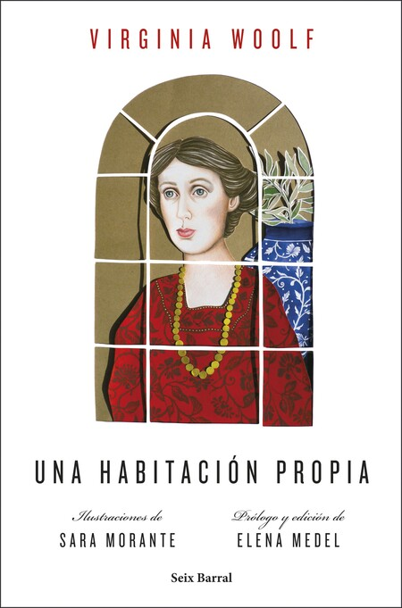 Portada Una Habitacion Propia Edicion Ilustrada Virginia Woolf 202012281855