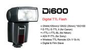 Nissin Di600, un flash interesante a precio moderado