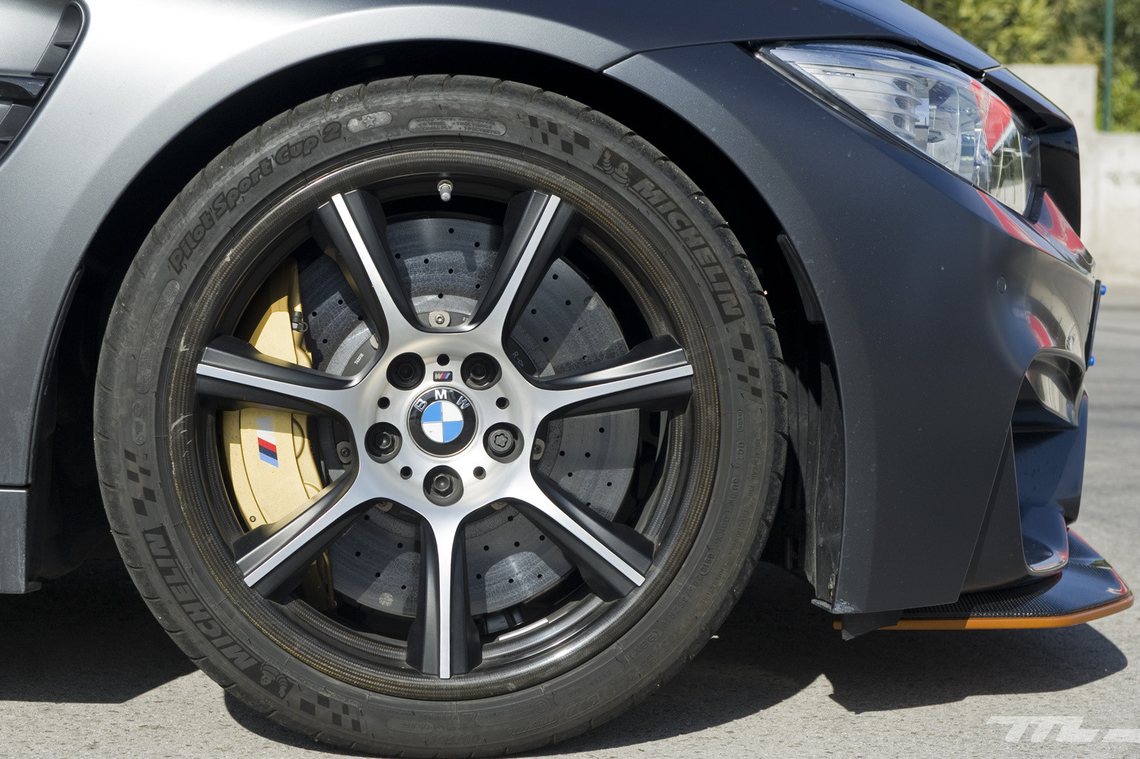 Foto de BMW M4 GTS (Prueba) (18/38)