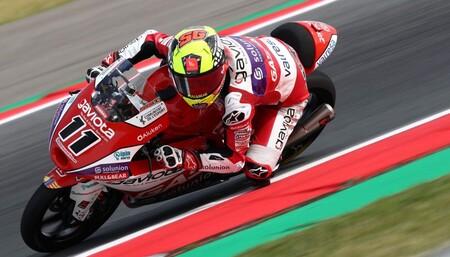 Sergio Garcia Estiria Moto3 2021