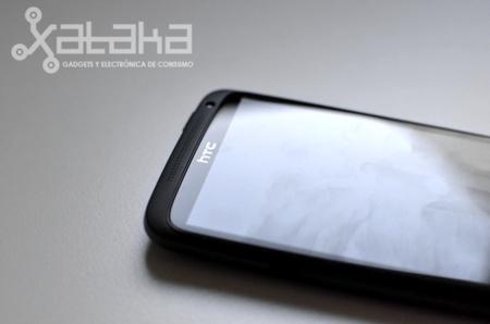 HTC One X acabado