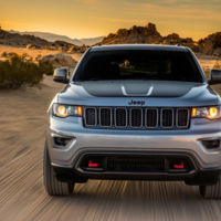 Adelanto: Jeep Grand Cherokee Trailhawk, enfoque Off-Road para el Auto Show de Nueva York