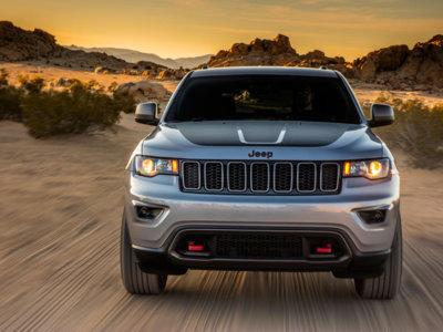 Adelanto: Jeep Grand Cherokee Trailhawk, enfoque Off-Road para el Auto Show de Nueva York