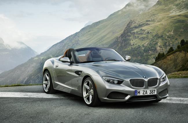 BMW Zagato Roadster Concept 04