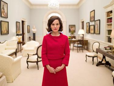 ¿Es Jackie Kennedy...? No, es Natalie Portman en su biopic