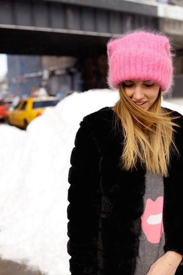 Las ideas calientes son las mejores. Los gorros de lana perfectos para esta temporada