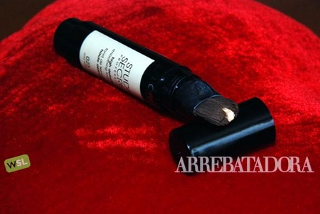 La ventaja de las brochas integradas en el maquillaje