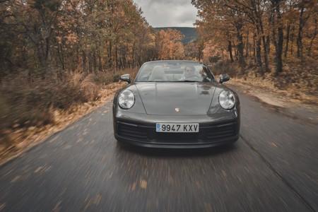 Porsche 911 Carrera 4s Cabriolet 2020 Prueba