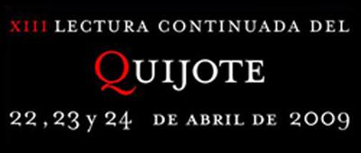 Día del Libro 2009: Juan Marsé inicia la lectura continuada del Quijote
