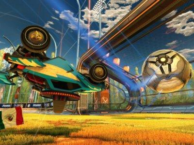 Rocket League está a una semana justa de su debut en Xbox One