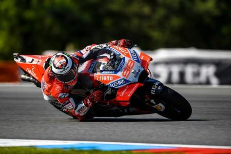 Jorge Lorenzo Gp Republica Checa Motogp 2018