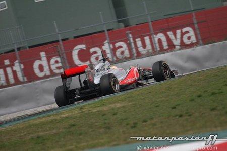 ¿Dónde está McLaren este 2011?