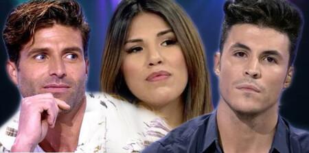 'La Casa Fuerte': Isa Pantoja detalla lo que sucedió en su noche loca con Kiko Jiménez y Efrén Reyero