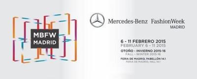 Calentando motores para la Mercedes-Benz Fashion Week Madrid 2015