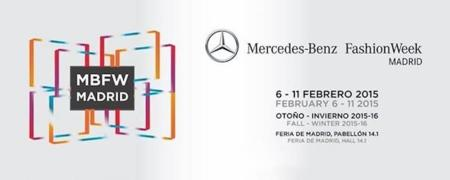 Calentando motores para la Mercedes-Benz Fashion Week Madrid 2015