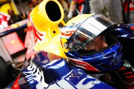 GP de Europa F1 2011: primeros libres con Webber a la cabeza, Alonso tercero