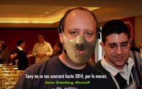Microsoft contesta a Sony. ¿Líderes del sector?, ni de broma