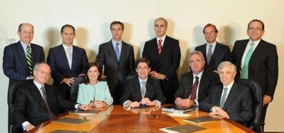 La conexión Banesto-Bankia