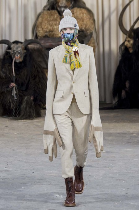 Walter Van Beirendonck Fall Winter 2017 Paris Fashion Week 02