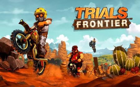 Ubisoft lanza Trials Frontier para Android