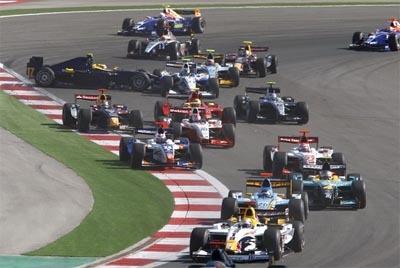 Asia Series. La GP2 también en invierno.