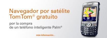 TomTom 6 gratis al comprar una Palm