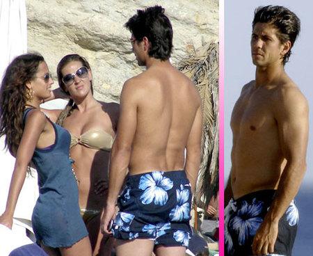 Fernando Verdasco se divierte entre féminas en Ibiza