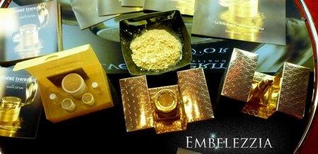 Selvert Thermal y su cosmética con oro de 24 kilates. Expositor en Excellence Fair 2010