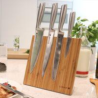 Seis formas de organizar tus cuchillos de cocina (para cuidarlos y tenerlos siempre a mano)