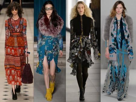 d03eb494f ... la inspiración estrella de la colección otoño-invierno 2015 2016 de  Burberry pero Christopher Bailey no fue el único diseñador de la Semana de  la Moda ...