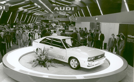 Audi Quattro 1982