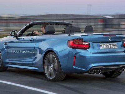 Esto es lo más cerca que estarás de ver un BMW M2 Cabrio