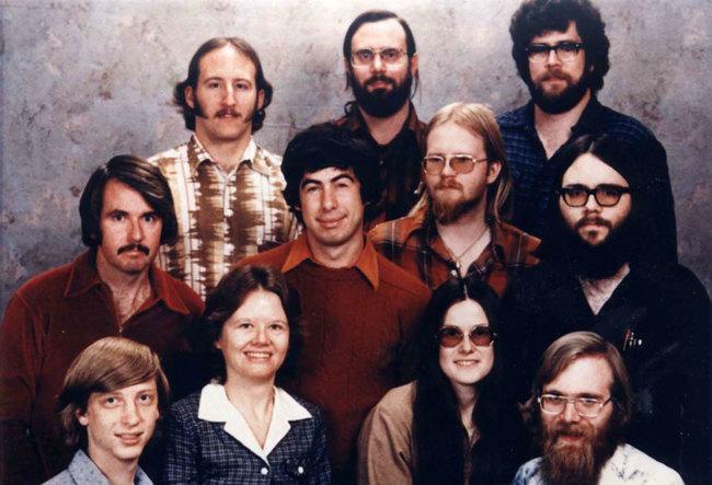 fundadores de microsoft