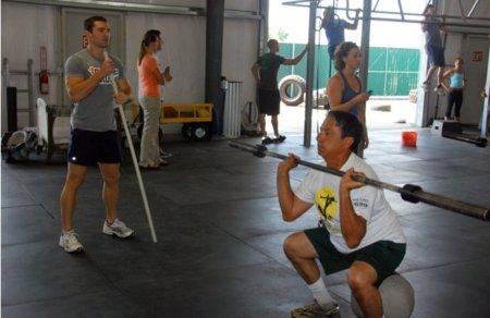 Circuito de tonificación, la mejor manera de empezar a ganar músculo