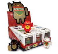 Los Gatos Android de la suerte ya a la venta