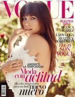 ¡Ole y ole a Blanca Suárez y su portada para la revista Vogue!