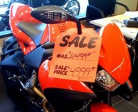 Harley Davidson pagará 5000 dólares a los concesionarios por cada Buell que vendan