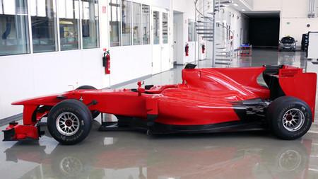 Toyota TF110, el coche de Schrödinger