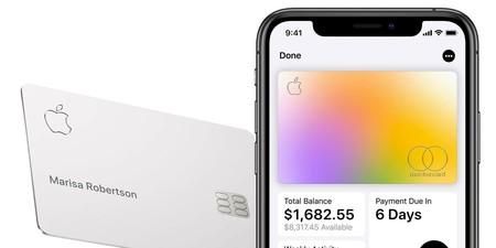 La Apple Card podría lanzarse durante la primera mitad de agosto
