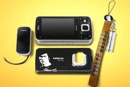 Nokia N96 edición Bruce Lee