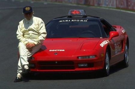 Sid Watkins se retira de la presidencia del 'Instituto FIA'